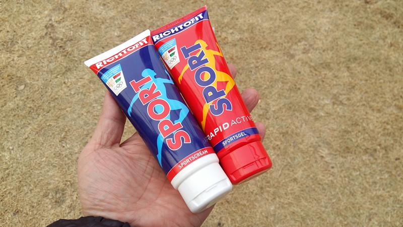 给你呵护多一些---万施利Richtofit 活力运动霜/运动舒缓乳霜体验评测报告