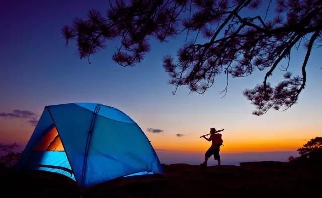 如何选择一个舒适的营地|6个关键点扎稳一个营