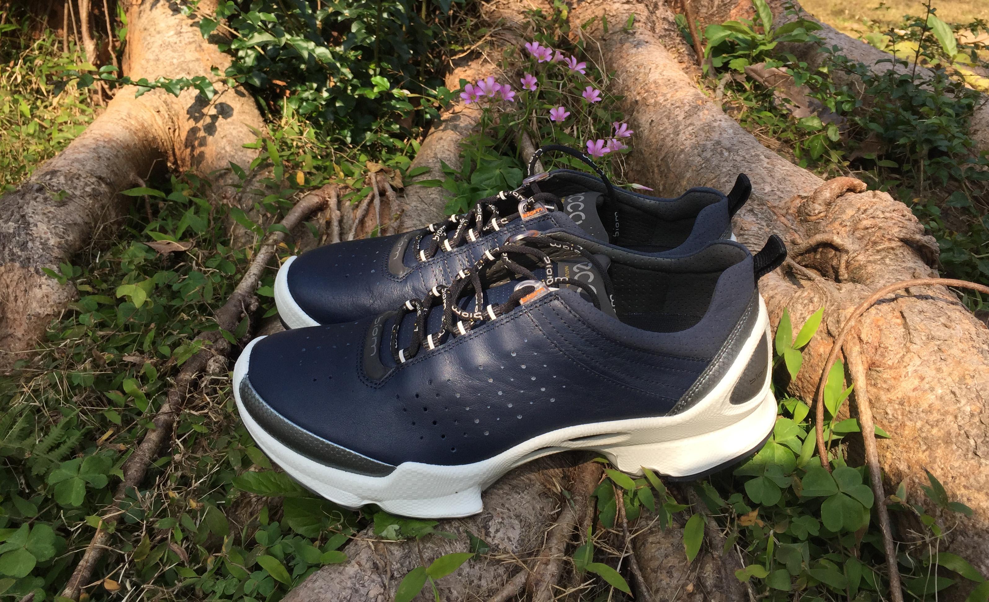 在生活中履行——ECCO BIOM C健步C牦牛皮健步鞋使用报告