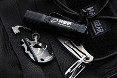日常通勤轻户外的随身照明—纳丽德K21 磁吸迷你手电筒体验