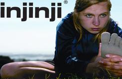 INJINJI——一个可以跑步的五指袜
