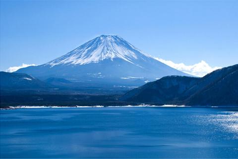 日本 | 因为山,今年日本人多放了一天假