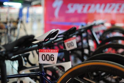动静结合,体验非凡:2017亚洲自行车展体验日一直在等你!