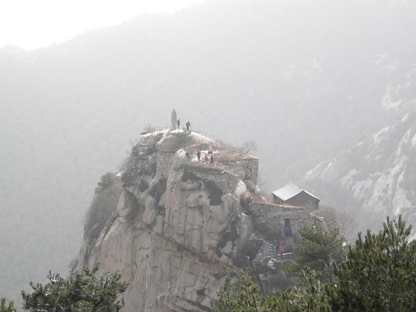 闾山双峰寺穿越
