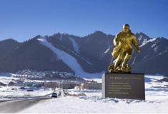 新疆这条世界级滑雪道因他而命名——致敬 艾文Erwin Stricker