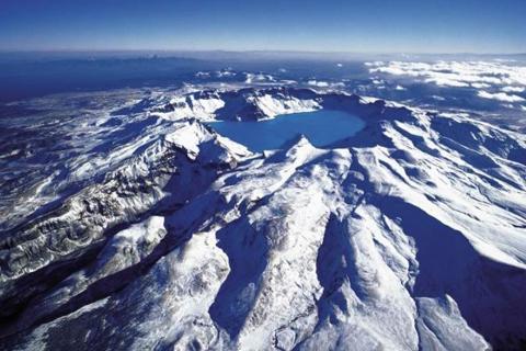 中国诞生6S级滑雪场 你敢刷这样版本的长白山天池雪吗